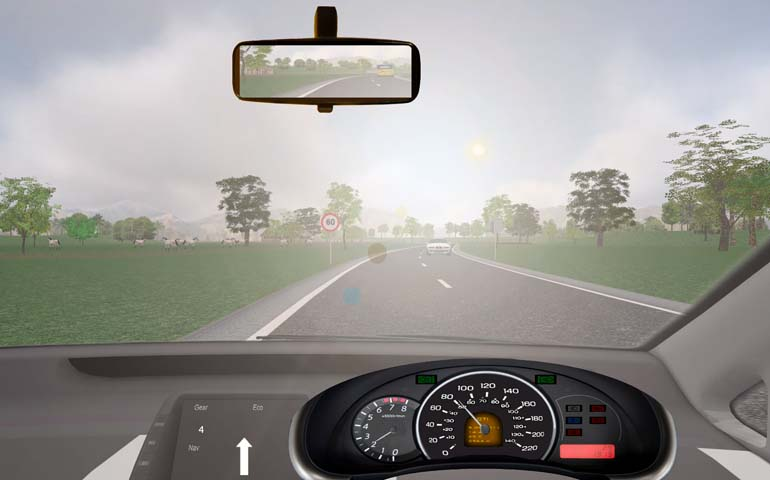 Research Simulator Software dans Cars slideshow47