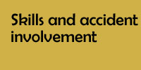 Skills and accident involvement